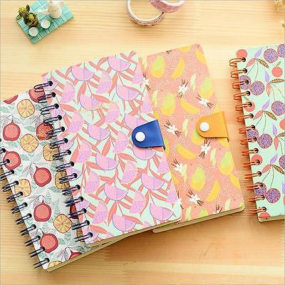 Fruit-Town-1pc-Journal-Diary-Cute-Coil-Spiral